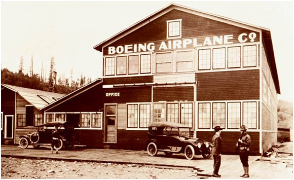 Boeing Airplan Co.