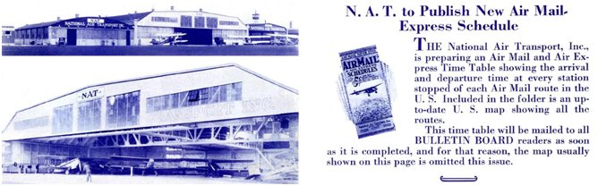 National Air Transport Hangars at Chicago Municipal Airport