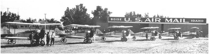 Boise US Air Mail